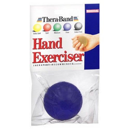 Hand Exerciser 1 Each, Blue by Thera-Band