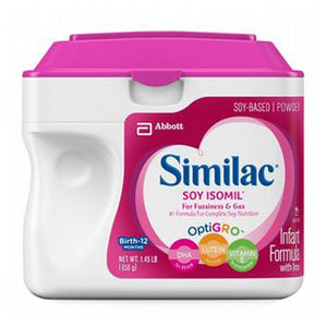 Similac Soy 12.4 Oz by Abbott Nutrition (2588201713749)