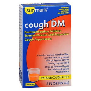 Cough DM 3 Fl Oz by Sunmark