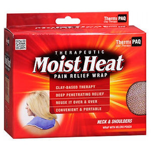 Moist Heat Pain Relief Wrap 1 Each by Bed Buddy