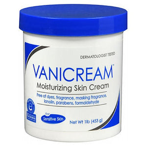 Moisturizing Skin Cream 16 Oz, Sensitive Skin by Vanicream (2590129356885)