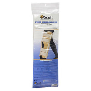 Scott Knee Immobilizer Beige Each by Scott Specialties