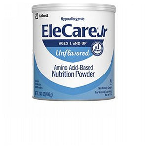 Elecare Junior Unflavored 14.1 Oz by Abbott Nutrition (2590156619861)