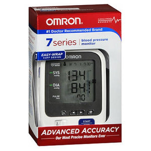 Omron 7 Series Blood Pressure Monitor Each by Omron