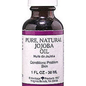 Jojoba Oil 1 Fl Oz by Heritage Products (2583985258581)