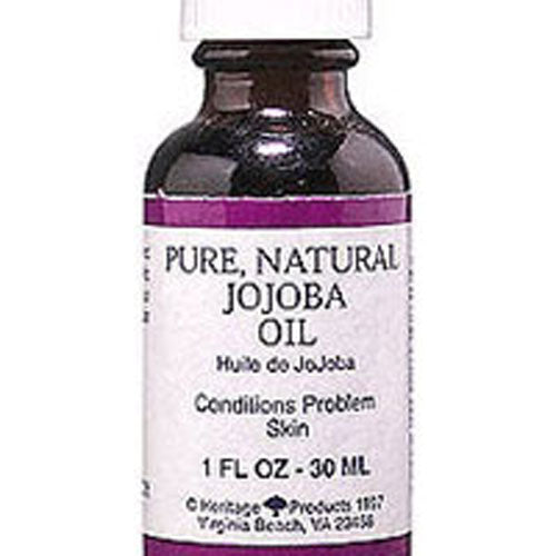 Jojoba Oil 1 Fl Oz by Heritage Products