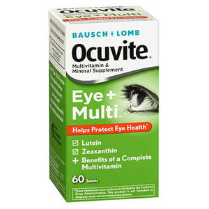 Bausch + Lomb Ocuvite Eye + Multivitamin & Mineral 60 Tabs by Bausch And Lomb