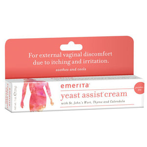 Yeast Assist Cream 1 oz by Emerita (2590195482709)