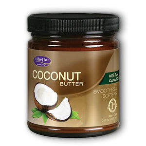 Coconut Butter 9 fl oz by Life-Flo