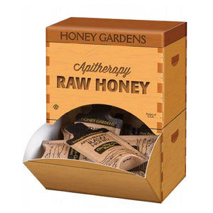Raw Honey 20 Packets by Honey Gardens Apiaries