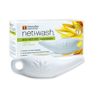 Eco Neti Pot Neti Wash Each by Himalayan Institute