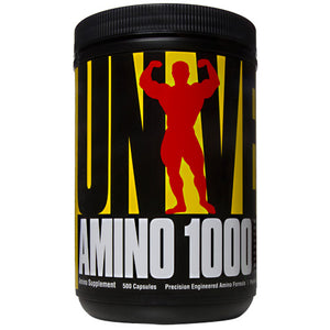AMINO 1000 500 Caps by Universal Nutrition