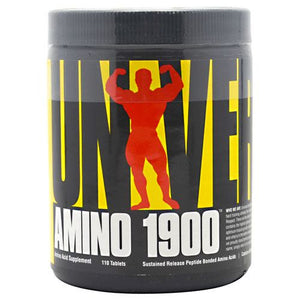 AMINO 1900 110 Tabs by Universal Nutrition