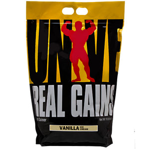 REAL GAINS Vanilla 10.5lbs by Universal Nutrition