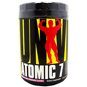 ATOMIC 7 Razz Lemonade 75 serving by Universal Nutrition