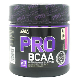 PRO BCAA Raspberry Lemonade 20 serving by Optimum Nutrition