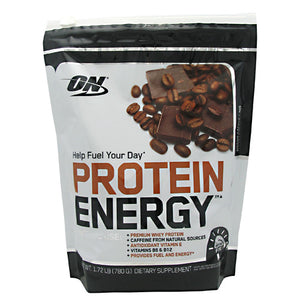 PROTEIN ENERGY Mocha Cappucino 1.72 lbs by Optimum Nutrition