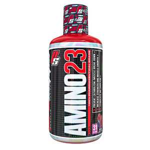 PS XXIII LIQUID AMINO Berry 32 oz by Pro Supps (2588428664917)