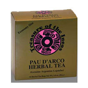 Pau D Arco Tea Bags 54 Bags by Hobe Labs (2588939386965)