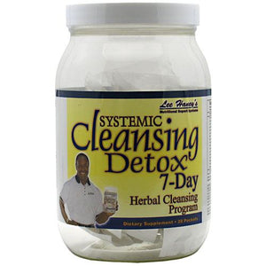 Systematic Cleansing Detox 7-Day 0.6 lbs by Lee Haney Nutritional Support