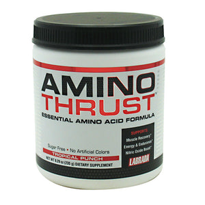 Amino Thrust Tropical Punch 0.52 lbs by LABRADA NUTRITION