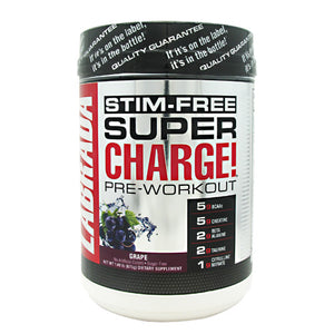 Super Charge Stim Free Grape 1.49 by LABRADA NUTRITION