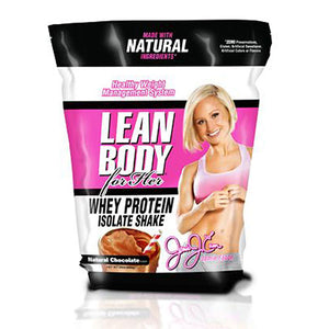 Lean Pro Whey Chocolate 3.3 lbs by LABRADA NUTRITION