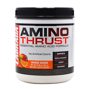 Amino Thrust Orange Mango 0.52 lbs by LABRADA NUTRITION