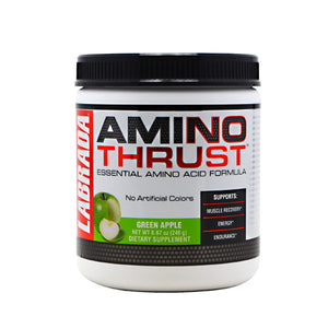 Amino Thrust Green Apple 0.52 lbs by LABRADA NUTRITION