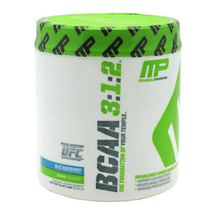 BCAA 3:1:2 Blue Raspberry 0.47 lbs by Muscle Pharm