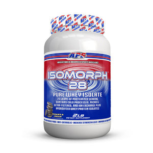 Isomorph 28 Cookies and Cream 2 lbs by Aps Nutrition (2587687878741)