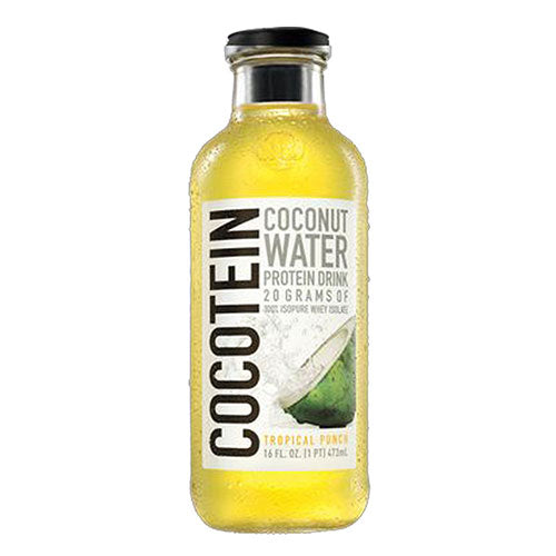 Cocotein Tropical Punch 12 / 16 oz by Nature's Best