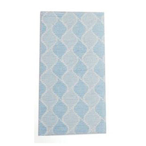 Full Circle Recycled Cleaning Cloths Blue 2 CT by Full Circle Home (2590267310165)