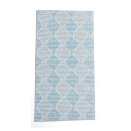 Full Circle Recycled Cleaning Cloths Blue 2 CT by Full Circle Home