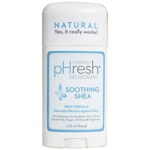 Deodorant Soothing Shea 2.25 OZ by pHresh (2587703148629)