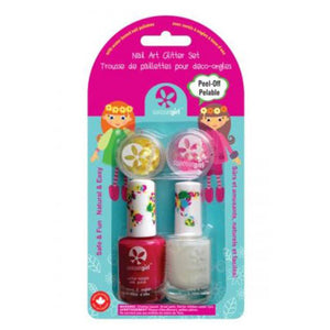 Nail Art Glitter Set Cheerleader 2 ml by Suncoat Products inc