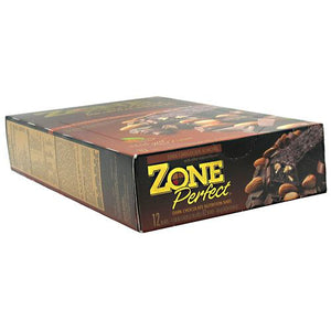 Zone Perfect Nutrition Bar Dark Chocolate Almond 1.58 oz/12 Bars by EAS (2587727724629)