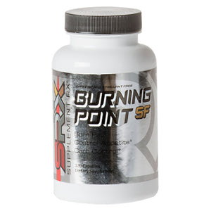 Burning Point SF 120 Caps by Supplement RX (2587732115541)