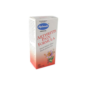 Arthritis Pain Formula 100 Tabs by Hylands