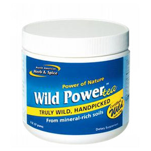 Wild Power Tea 2 Oz by North American Herb & Spice