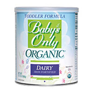 Toddler Form Organic Kosher, 12.7 Oz by Babys Only Organic (Natures One) (2584211914837)