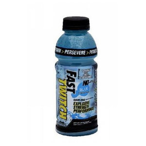 Fast Twitch Performance Ready to Drink Blue (Case of 12/20 Oz) by Cytosport