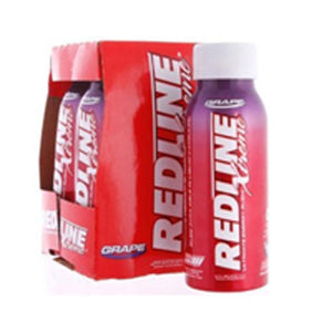 Redline Xtreme Ready to Drink Grape 4/ 8 Oz by Clif Bar