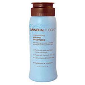 Mineral Shampoo Volumizing 8.5 oz by Mineral Fusion  (2587275821141)