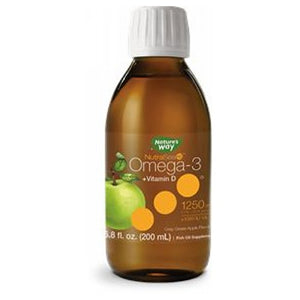 NutraSea + D Apple Flavour 200 ML by Nature's Way