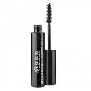 Natural Mascara Max Volume Deep Black 8 ml by benecos