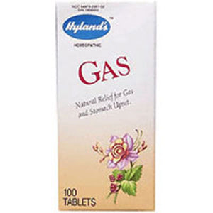 Gas 100 Tabs by Hylands (2588685631573)
