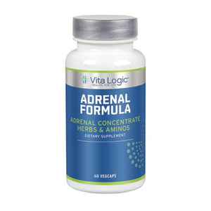 Adrenal Formula 120 Caps by Vita Logic (2590122999893)