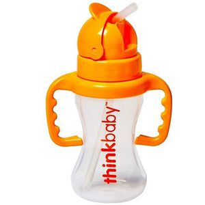 Thinkster Straw Bottle 9 Oz by Thinkbaby