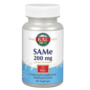 SAMe 30 Tablets by Kal